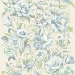 Fiore Wallpaper FO 3005 or FO3005 By Grandeco For Galerie